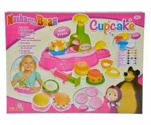 simba Masha Cake Dough Set