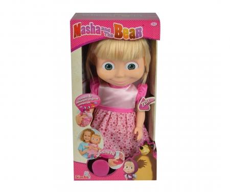 simba Masha Tickle Me Functional Doll