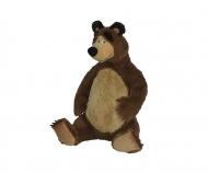 simba M&M Peluche 50cm de l'ours Michka