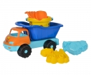 simba Bob Dumper Truck filled