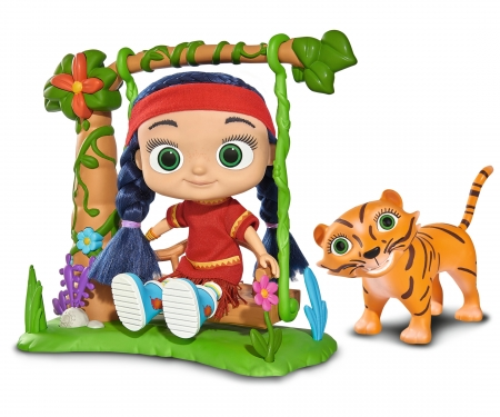 simba Wissper Forest Play Set