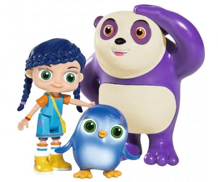 simba Wissper Figurine Set Peggy + Dan
