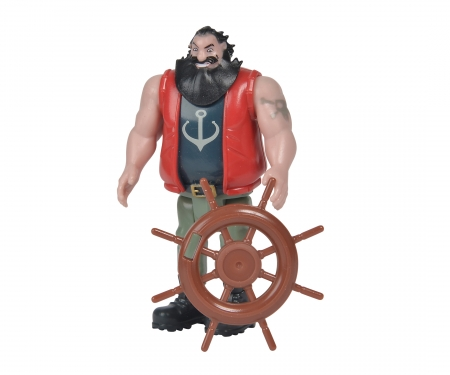 simba Die Nektons, Piraten, bewegliche Figuren, 4-sort.