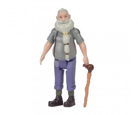 simba Deep, Pirates, poseable Figurines, 4-ass.