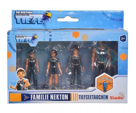 simba Deep, Nektons Familypack