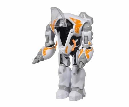 simba Deep, White Knight, Fully Poseable