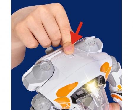 simba Die Nektons, Weißer Nekbot, vollbeweglich