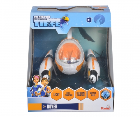 simba Deep, Rover