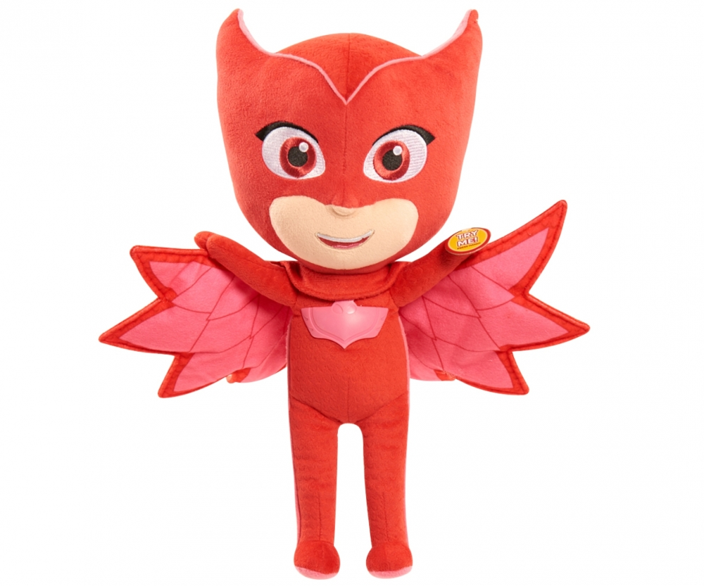 Pj Masks Fiature Plush Owlette Pj Masks Brands Www