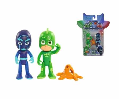 simba PJ Masks Figurine Set 2 pcs.