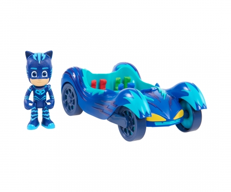 simba PJ Masks Cat Boy with Vehicle