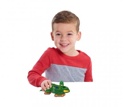 simba PJ Masks Gecko mit Geckomobil