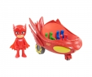 simba PJ Masks Owlette with Owl Glider
