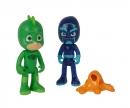 simba PJ Masks Figure Set Gekko+Ninja