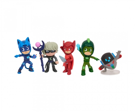 simba PJ Masks Figurine Set