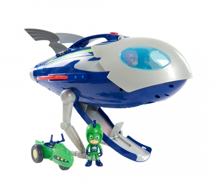 simba PJ Masks Moon Rocket