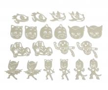 simba PJ Masks GID Set