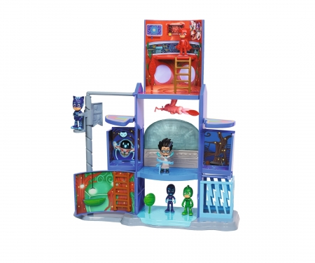 simba PJ Masks Mission Control Playset