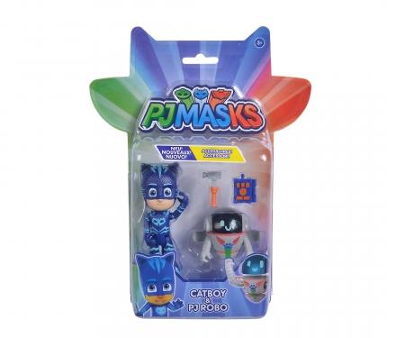 simba PJ Masks Figuren Set Catboy + PJ Robo