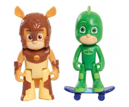 simba PJ Masks Figurine Set Gekko+Armadylan