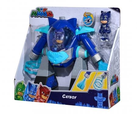 simba PJ Masks Turbo Roboter Catboy