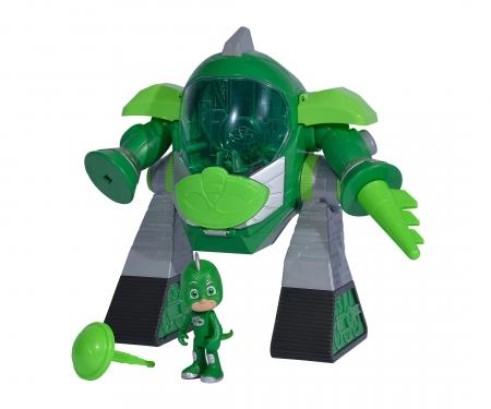 simba PJ Masks Turbo Robot Gekko
