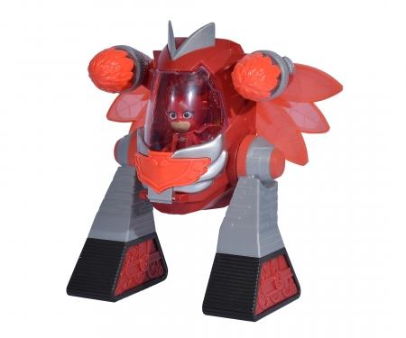 simba PJ Masks Turbo Robot Owlette