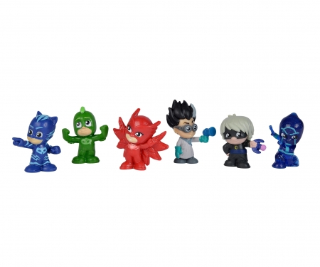 simba PJ Masks Mini Figurine Set