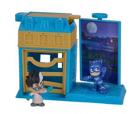 simba PJ Masks Mini Action Spielset Catboy