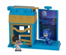 simba PJ Masks Mini Action Playsets Catboy