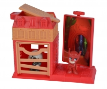 simba PJ Masks Mini Action Playsets Owlette