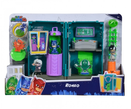 simba PJ Masks Mini Romeo´s Lab