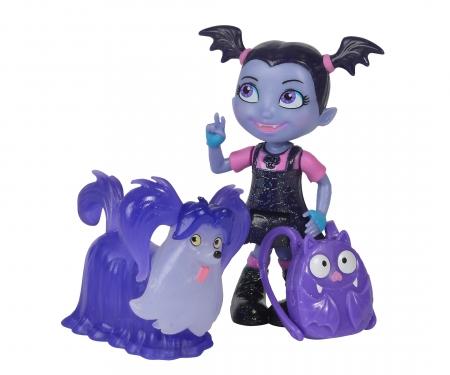 simba Vampirina Figurine Vampirina and Wolfie
