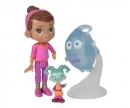 simba Vampirina Figurine Poppy and Demi