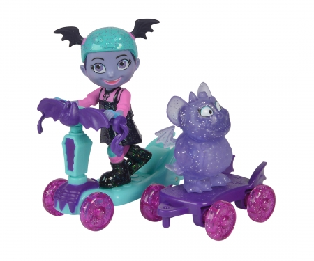 simba Vampirina Scooter Vampirina and Gregoria