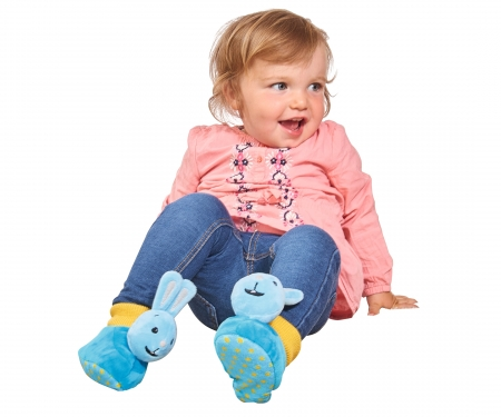simba KiKANiNCHEN Rattle Shoes