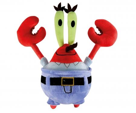 simba Sponge Bob Plush Figurines, 5-ass.