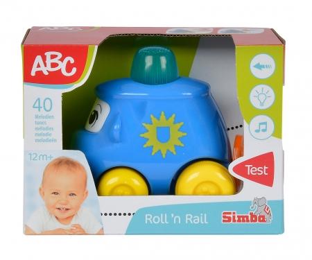 simba ABC Vehículos con luz y sonido