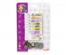 simba Set de euros,24 monedas 70 billetes