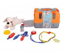 simba Maletín veterinario con peluche y accesorios