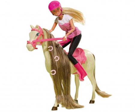 simba Steffi Love con caballo