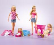 simba Steffi Love y Evi Animales Felices varios modelos