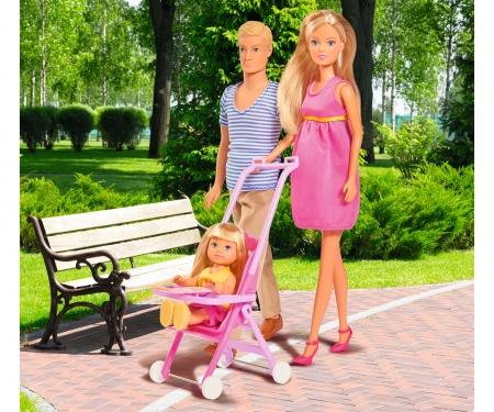 simba Steffi Love Familia Feliz