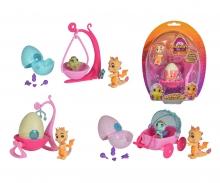 simba Safiras IV Set Baby Princess con accesorio