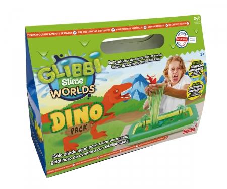 simba Glibbi Slime Dino Pack