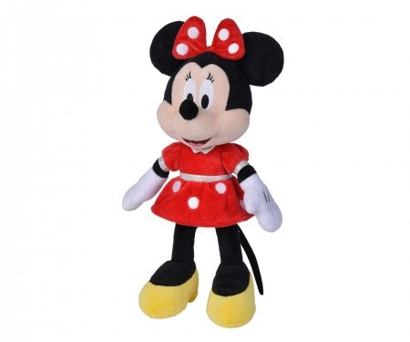 simba Peluche Minnie rojo 35 cm