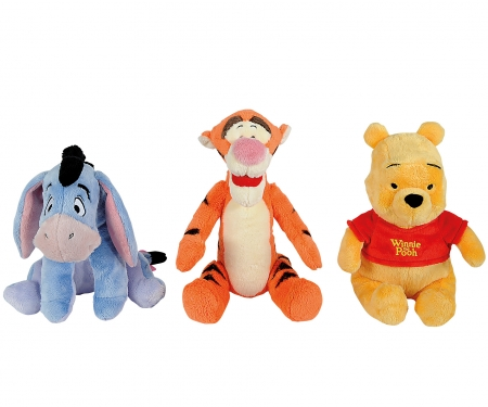 simba Disney WTP Basic, 25cm, 3-sort.