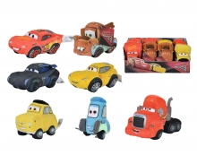 simba Disney Cars 3, 17cm, 7-sort.