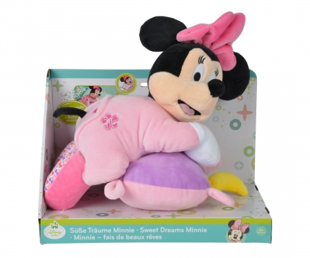 simba Disney Minnie Musical Clock