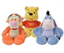 simba Disney Winnie the Pooh Personaggi assortiti cm.50